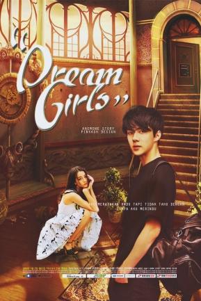 DREAM GIRLS POSTER