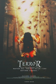 TERRORR POSTER